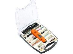 Multifunktionswerkzeug mit 233 Teilen: Bohren, Schleifen usw.