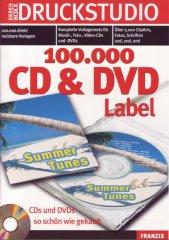 Druckstudio 100'000 CD und DVD Label