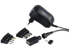 Universal-Schaltnetzteil, 3-12 V, 1000 mA