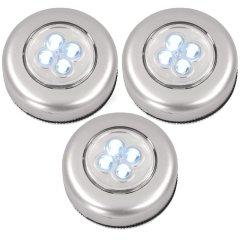 3er-Set LED-Touchlight