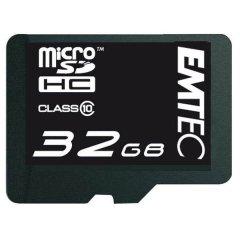 Highspeed microSDHC - Speicherkarte 32 GB, Class10