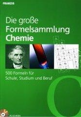 Die grosse Formelsammlung Chemie
