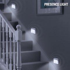 kleine LED-Leuchte mit Bewegungsmelder