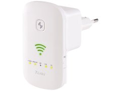 Dualband-WLAN-Repeater, AccessPoint & Router, 1200 Mbit/s, WPS-Taste
