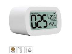 PM2,5-Feinstaub-Messgerät mit Temperatur- und Luftfeuchtigkeitsanzeige