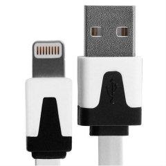 kompatibles Datenkabel Lightning-USB für iPhone 5 etc.