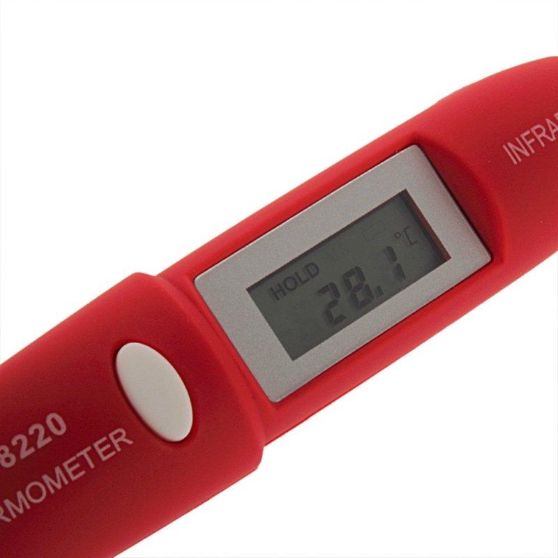 infrarot thermometer f r ber hrungsloses messen. Black Bedroom Furniture Sets. Home Design Ideas