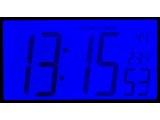 Sprechender Funkwecker mit Temperaturanzeige