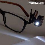 LED-Clip für Brillen