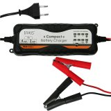 Vollautomatisches Autobatterie-Ladegerät