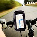 Handyhülle mit Halterung für Fahrräder