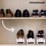 Verstellbarer Schuhstapler für 6 Paare