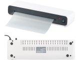 Laminiergerät für Formate bis DIN A4, inklusive 40 Folien (A4)