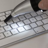 Mini USB-Tastatur-Staubsauger mit Licht