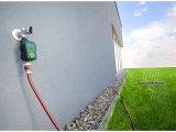 Digitale Bewässerungsuhr für automatische Bewässerung
