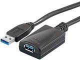 USB-3.0-Kabel mit Verstärker, 5 Meter