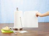 Küchenrollen-Halter aus Edelstahl mit praktischem Abroll-Stopp