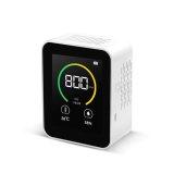 CO2-Messgerät mit Temperatur und Luftfeuchtigkeitsanzeige