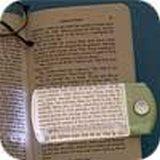 Leselicht mit Lupe LightWegde Mini