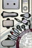 11-teiliges MP3 - Zubehör-Kit